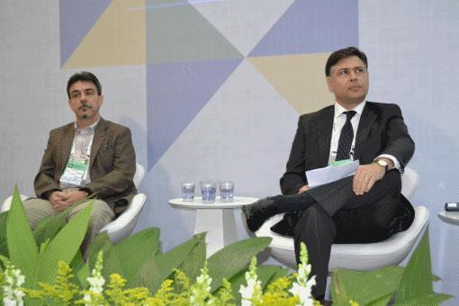 Vice-presidente executivo do Sindirações, Ariovaldo Zani foi um dos palestrantes da edição 2018 da FENAGRA, realizada no mês de maio, em Campinas/SP.