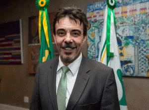 Vice-presidente Executivo do Sindicato, Ariovaldo Zani, fala sobre a importância do Sindirações (Foto: divulgação/Paulo Lopes)