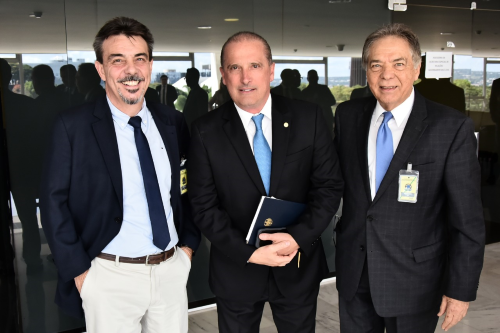 Ministro Chefe da Casa Civil, Onix Lorenzoni, historicamente tem apoiado demandas do Sindirações