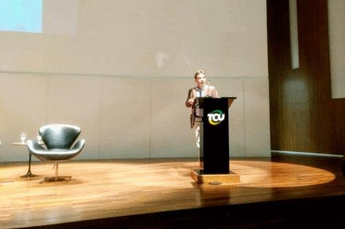 O CEO do Sindirações discorreu sobre a expertise do Sindirações e o Programa (Privado) de Boas Práticas de Fabricação.